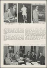 1956 Moscow High School Yearbook Page 16 & 17