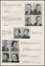 1956 Moscow High School Yearbook Page 24 & 25