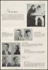 1956 Moscow High School Yearbook Page 26 & 27