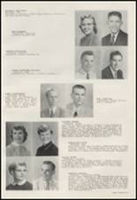 1956 Moscow High School Yearbook Page 30 & 31