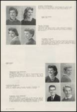 1956 Moscow High School Yearbook Page 32 & 33