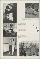 1956 Moscow High School Yearbook Page 34 & 35