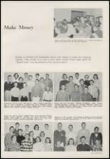 1956 Moscow High School Yearbook Page 36 & 37