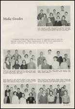 1956 Moscow High School Yearbook Page 38 & 39