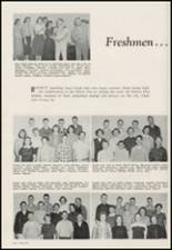 1956 Moscow High School Yearbook Page 40 & 41