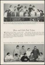 1956 Moscow High School Yearbook Page 44 & 45