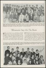1956 Moscow High School Yearbook Page 46 & 47