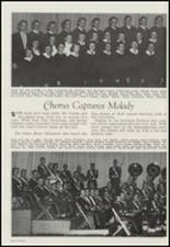 1956 Moscow High School Yearbook Page 50 & 51