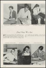 1956 Moscow High School Yearbook Page 54 & 55