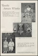 1956 Moscow High School Yearbook Page 58 & 59