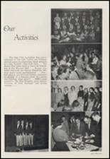 1956 Moscow High School Yearbook Page 60 & 61