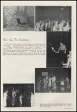 1956 Moscow High School Yearbook Page 62 & 63