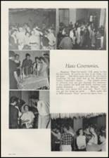 1956 Moscow High School Yearbook Page 64 & 65