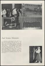 1956 Moscow High School Yearbook Page 70 & 71