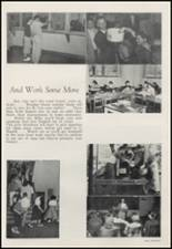 1956 Moscow High School Yearbook Page 72 & 73