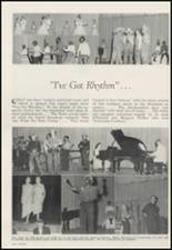1956 Moscow High School Yearbook Page 74 & 75