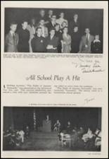 1956 Moscow High School Yearbook Page 76 & 77