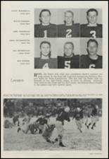 1956 Moscow High School Yearbook Page 82 & 83