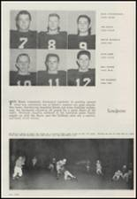 1956 Moscow High School Yearbook Page 84 & 85
