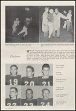 1956 Moscow High School Yearbook Page 86 & 87