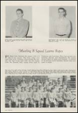 1956 Moscow High School Yearbook Page 90 & 91