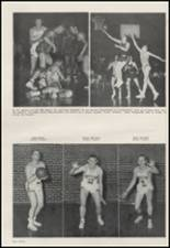 1956 Moscow High School Yearbook Page 94 & 95