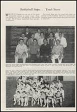 1956 Moscow High School Yearbook Page 100 & 101