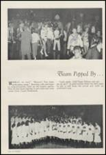 1956 Moscow High School Yearbook Page 104 & 105