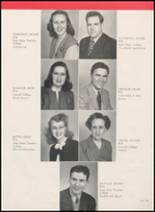 1948 Monticello High School Yearbook Page 14 & 15