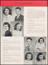 1948 Monticello High School Yearbook Page 18 & 19