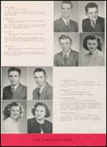 1948 Monticello High School Yearbook Page 20 & 21