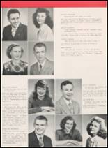 1948 Monticello High School Yearbook Page 22 & 23