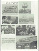 1982 Wheaton - Warrenville South High School Yearbook Page 20 & 21
