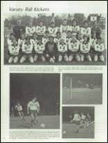 1982 Wheaton - Warrenville South High School Yearbook Page 28 & 29