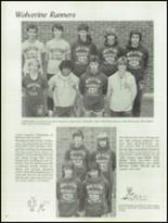 1982 Wheaton - Warrenville South High School Yearbook Page 34 & 35