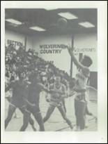1982 Wheaton - Warrenville South High School Yearbook Page 36 & 37
