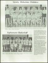 1982 Wheaton - Warrenville South High School Yearbook Page 38 & 39