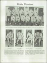 1982 Wheaton - Warrenville South High School Yearbook Page 44 & 45