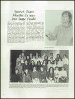 1982 Wheaton - Warrenville South High School Yearbook Page 54 & 55