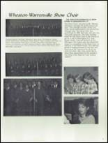 1982 Wheaton - Warrenville South High School Yearbook Page 58 & 59
