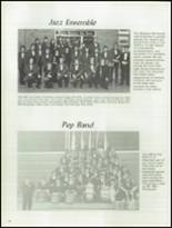 1982 Wheaton - Warrenville South High School Yearbook Page 62 & 63