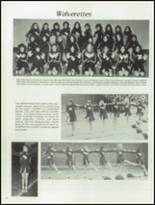 1982 Wheaton - Warrenville South High School Yearbook Page 64 & 65