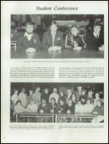 1982 Wheaton - Warrenville South High School Yearbook Page 68 & 69