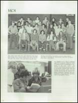 1982 Wheaton - Warrenville South High School Yearbook Page 72 & 73