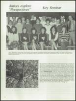1982 Wheaton - Warrenville South High School Yearbook Page 74 & 75
