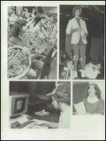 1982 Wheaton - Warrenville South High School Yearbook Page 76 & 77