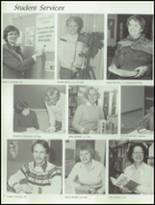 1982 Wheaton - Warrenville South High School Yearbook Page 80 & 81