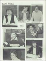1982 Wheaton - Warrenville South High School Yearbook Page 82 & 83