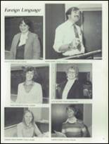 1982 Wheaton - Warrenville South High School Yearbook Page 86 & 87