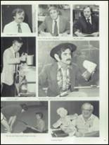 1982 Wheaton - Warrenville South High School Yearbook Page 92 & 93